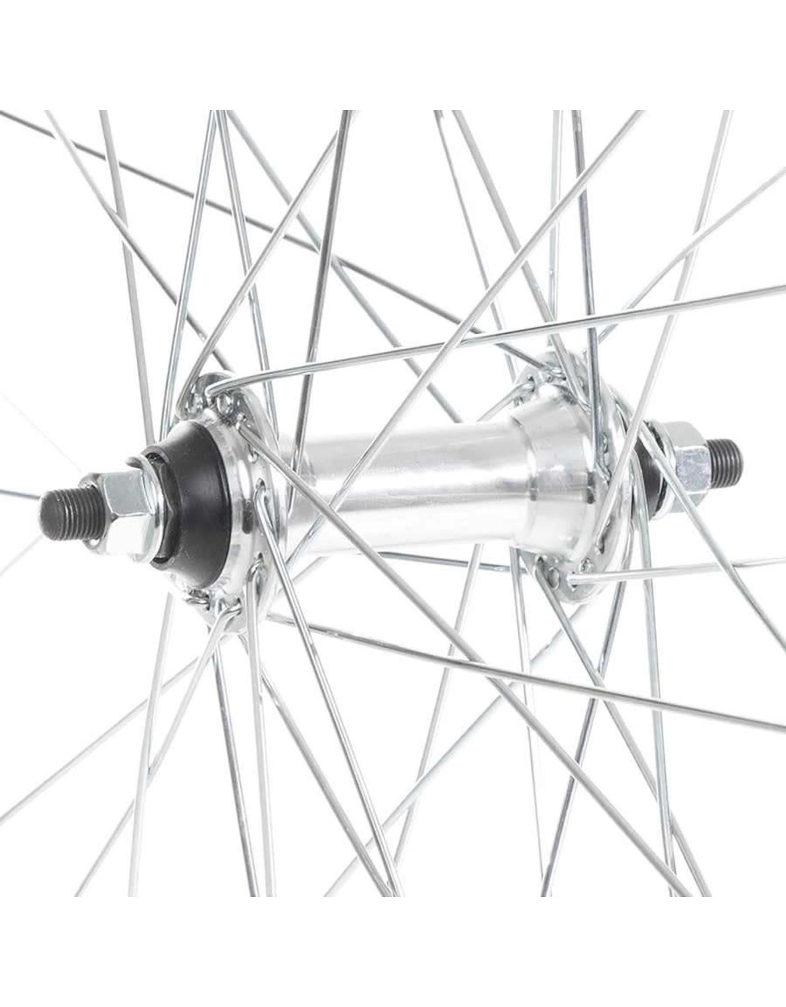 Wheel Shop Front wheel axle C1000 Formula FM-21 Argent 24''/507