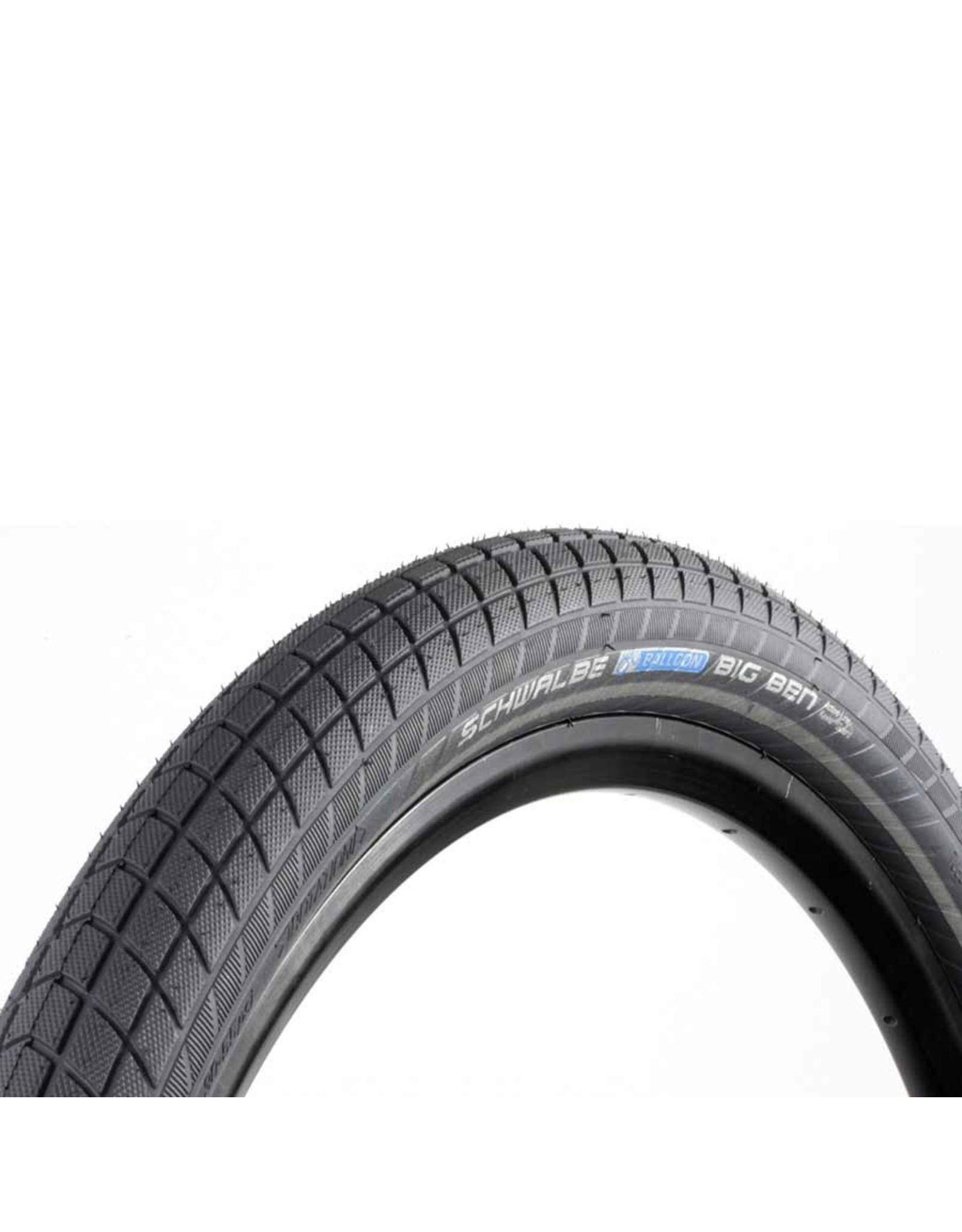 Schwalbe, Big Ben, tire, 27.5''x2.00, wire