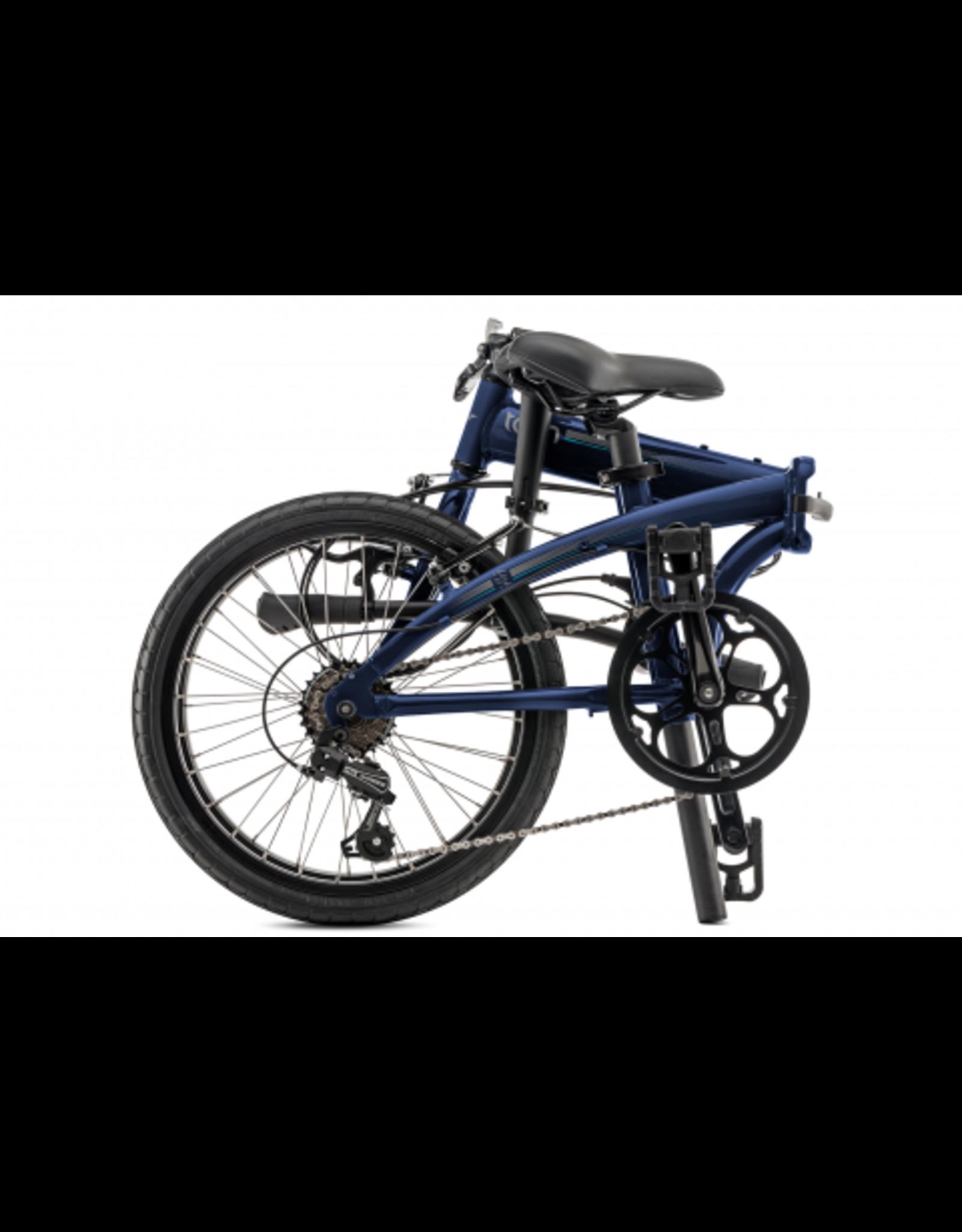 TERN TERN LINK A7 Midnight-Grey(Blue) FOLDABLE BIKE