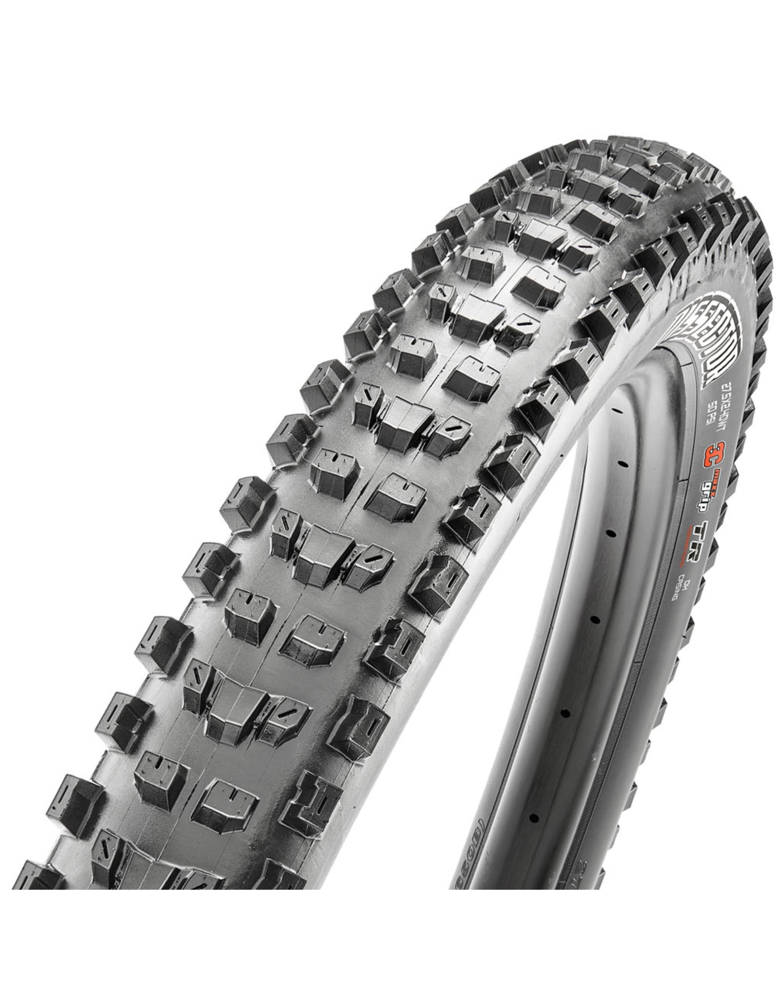 MAXXIS tire  27.5x2.4 DISSECTOR F60 3C MAXX TERRA EXO TR WT