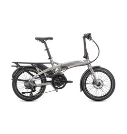 TERN TERN VEKTRON S10 SILVER FOLDABLE ELECTRIC BIKE