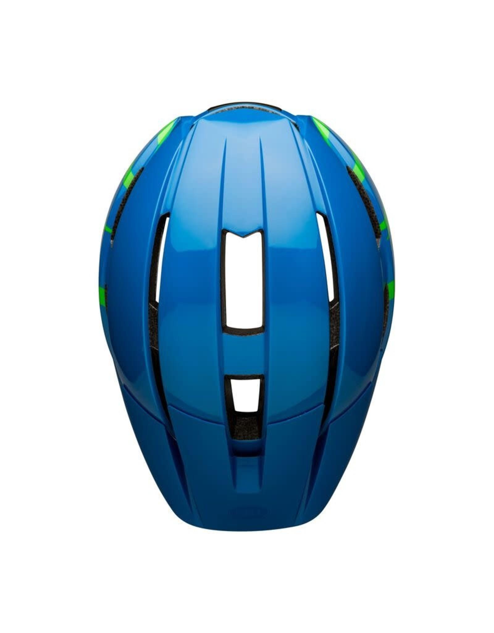 Bell bell sidetrack ii bleu/vert