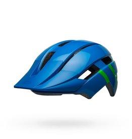 bell sidetrack ii bleu/vert