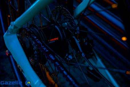 Composantes de vélos électriques