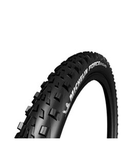 Michelin, Force Enduro, tire, 27.5''x2.35, foldable, Tubeless Ready, GUM-X, GravityShield, 60TPI, BLK