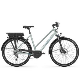 GAZELLE GAZELLE MEDEO T9 LOW-STEP ICE BLUE EBIKE