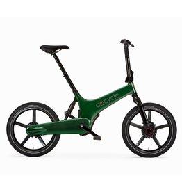 Gocycle GoCycle G3+ vélo pliable électrique vert