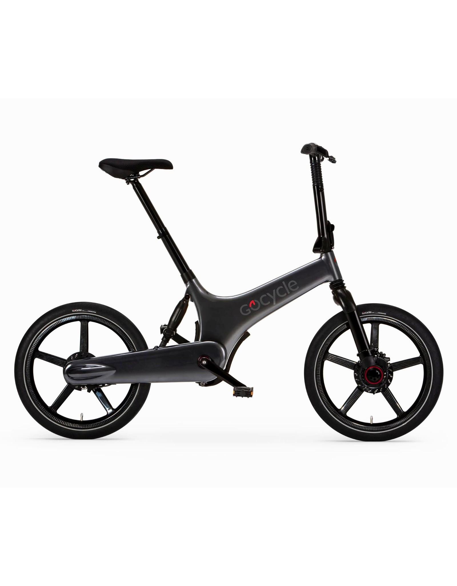 Gocycle GoCycle G3+ folding electric bike grey