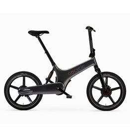 Gocycle GoCycle G3+ vélo pliable électrique gris