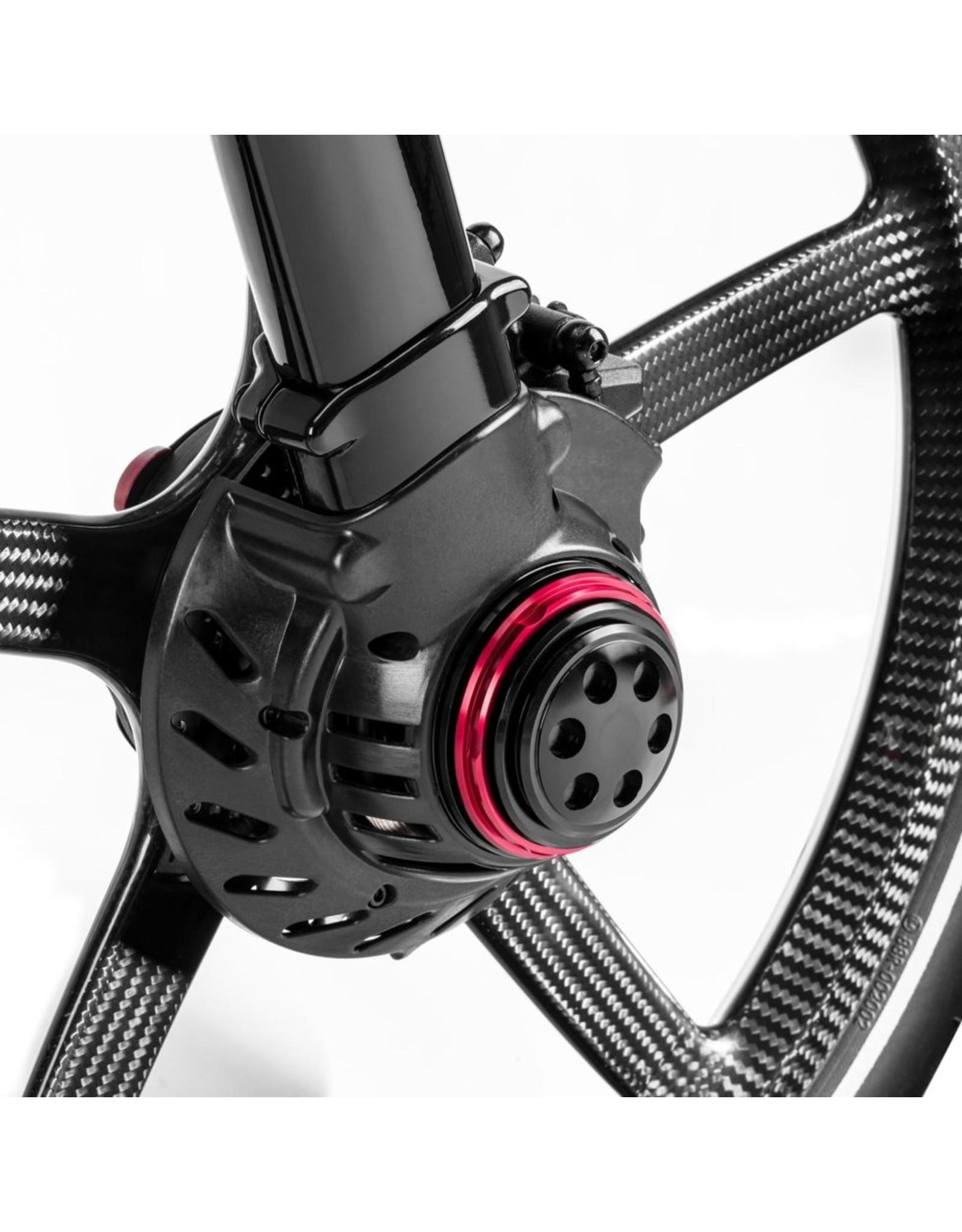 Gocycle GoCycle G3+ folding electric bike white