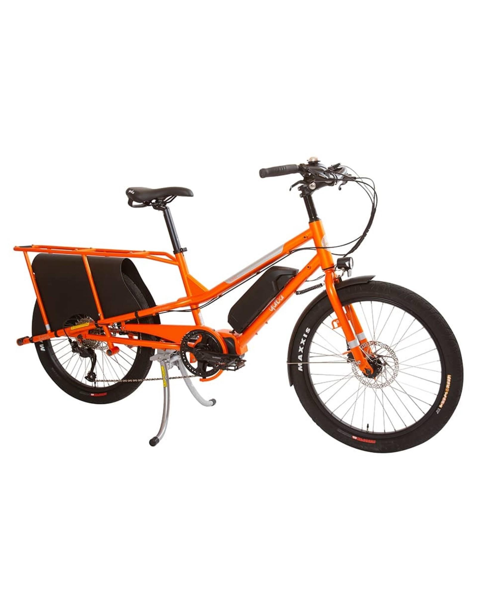 YUBA YUBA Kombi E5 Cargo 9 speed Orange cargo e-bike