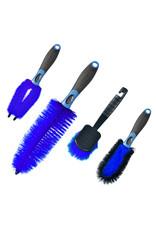 Oxford brush and scrub set of 4