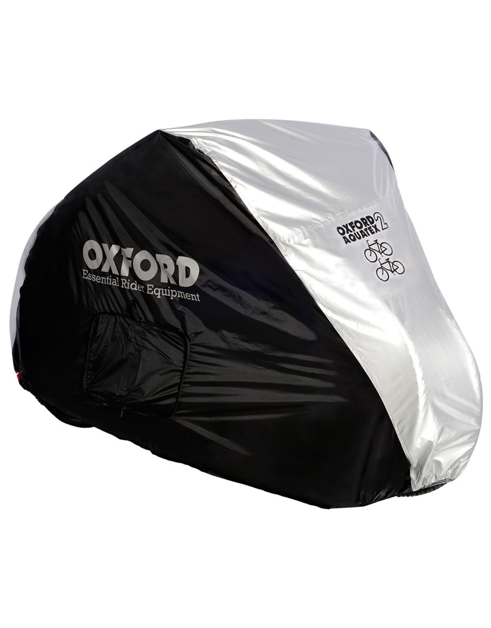 Oxford housse de protection pour 2 vélos