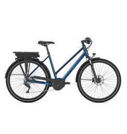 GAZELLE Gazelle Medeo T9 CITY LOW-STEP Mallard BLUE vélo électrique