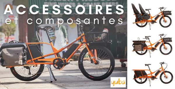 Bien choisir vos accessoires et composantes de vélo