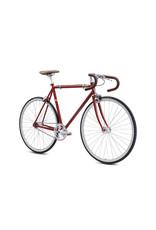 Fuji FUJI FEATHER vélo urbain une vitesse Rouge Brick 61cm