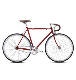 Fuji FUJI FEATHER  Brick Red single speed urban bike 61cm