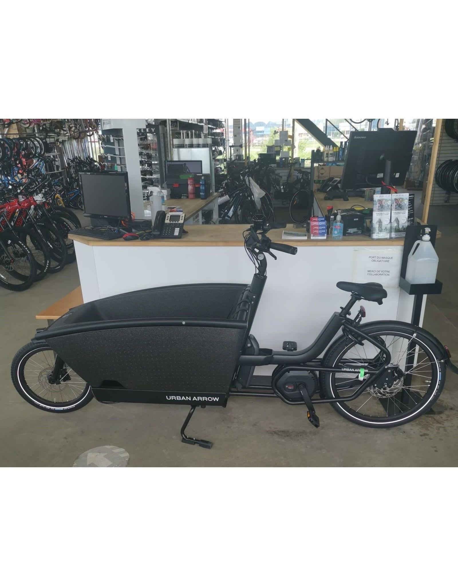 Urban Arrow Urban Arrow FAMILY - Bosch Cargo Line black vélo cargo électrique
