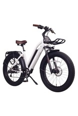 LEON CYCLE ET.Cycle T1000 Electric Fat Bike  white 46CM