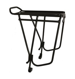 OXFORD ALLOY DISC COMPATIBLE LUGGAGE RACK BLACK