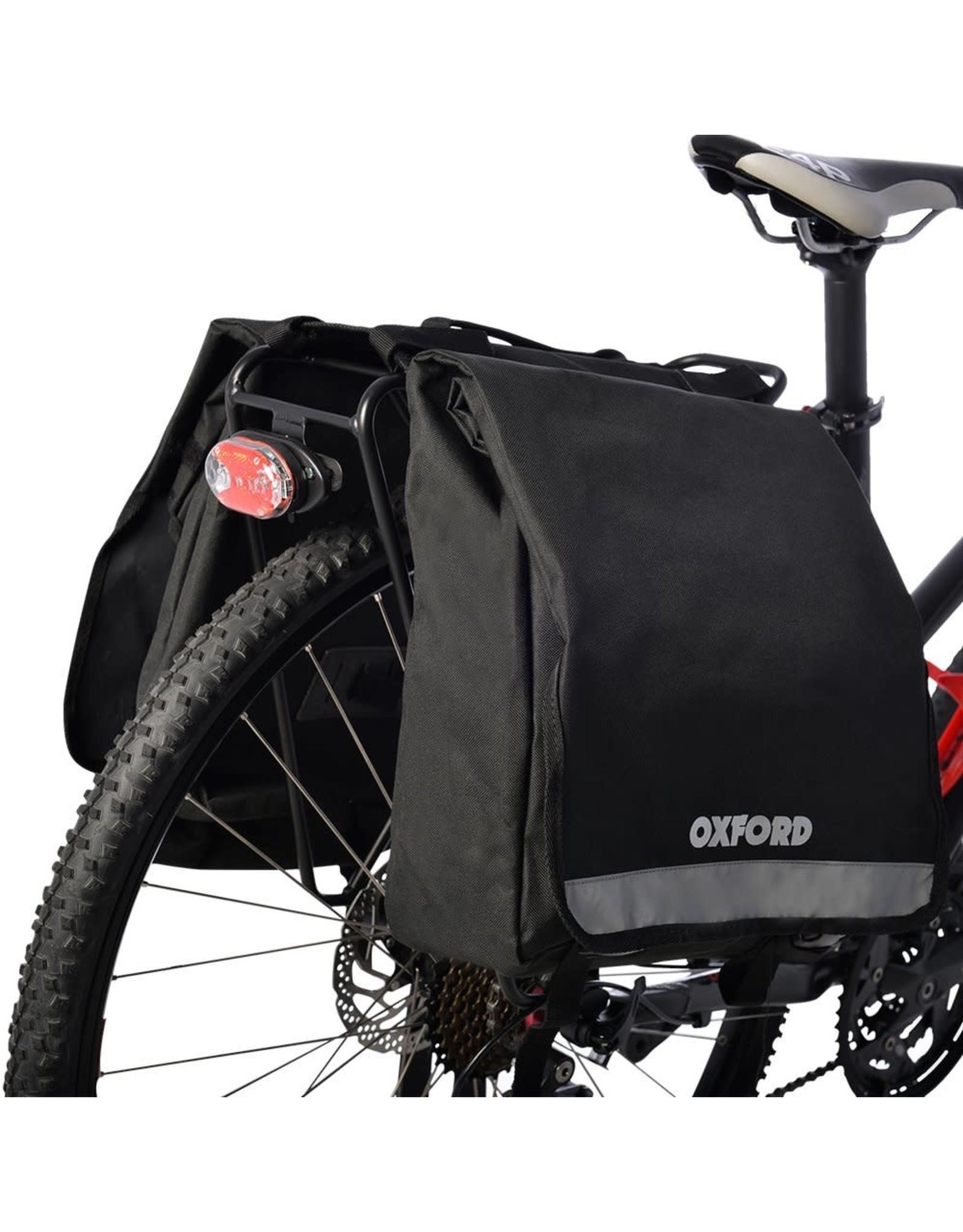 OXFORD C20 DOUBLE PANNIER BAG 20L