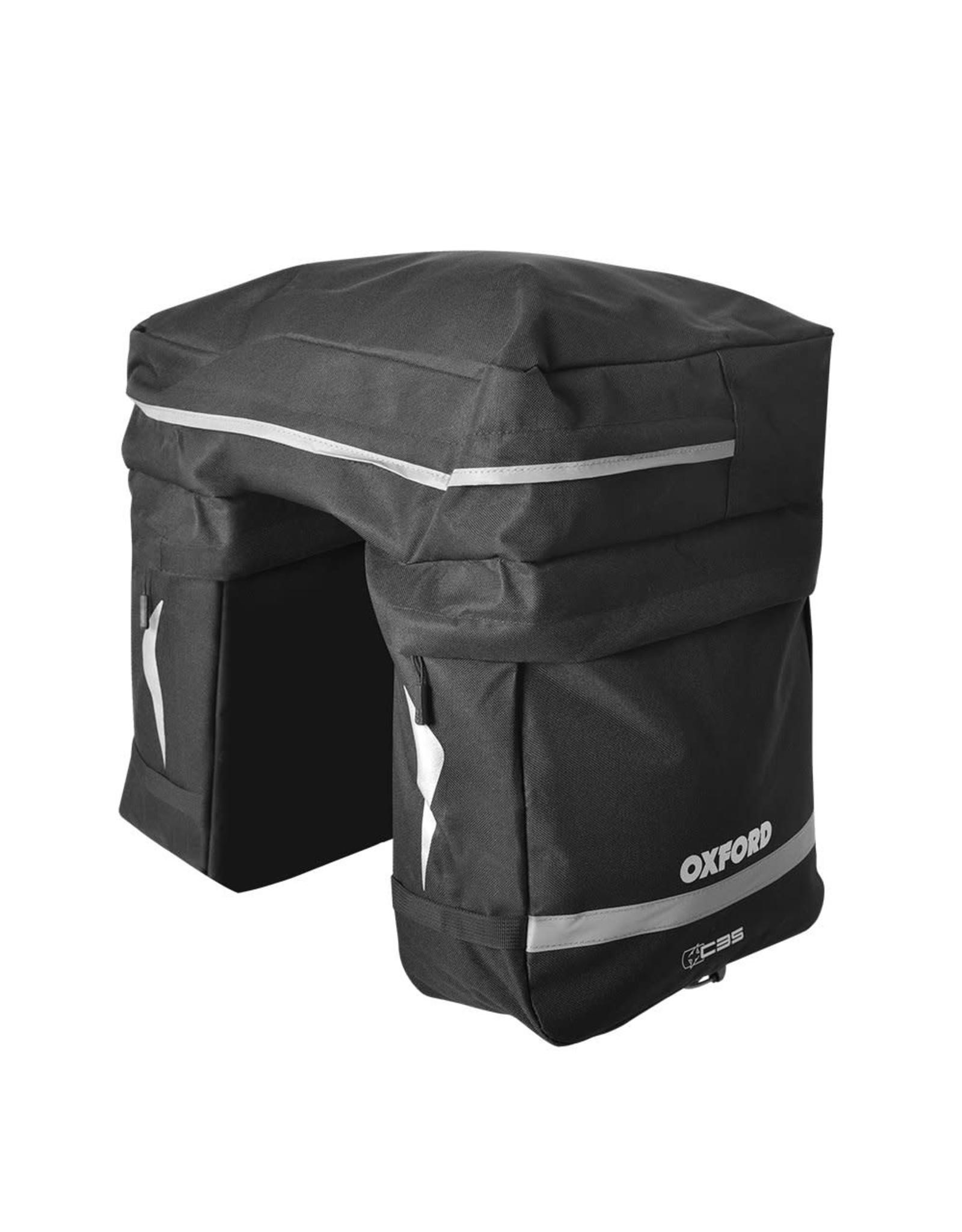 OXFORD C35 TRIPLE PANNIER BAG 35L
