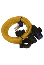 OXFORD CABLE LOCK 1,8M X 12MM
