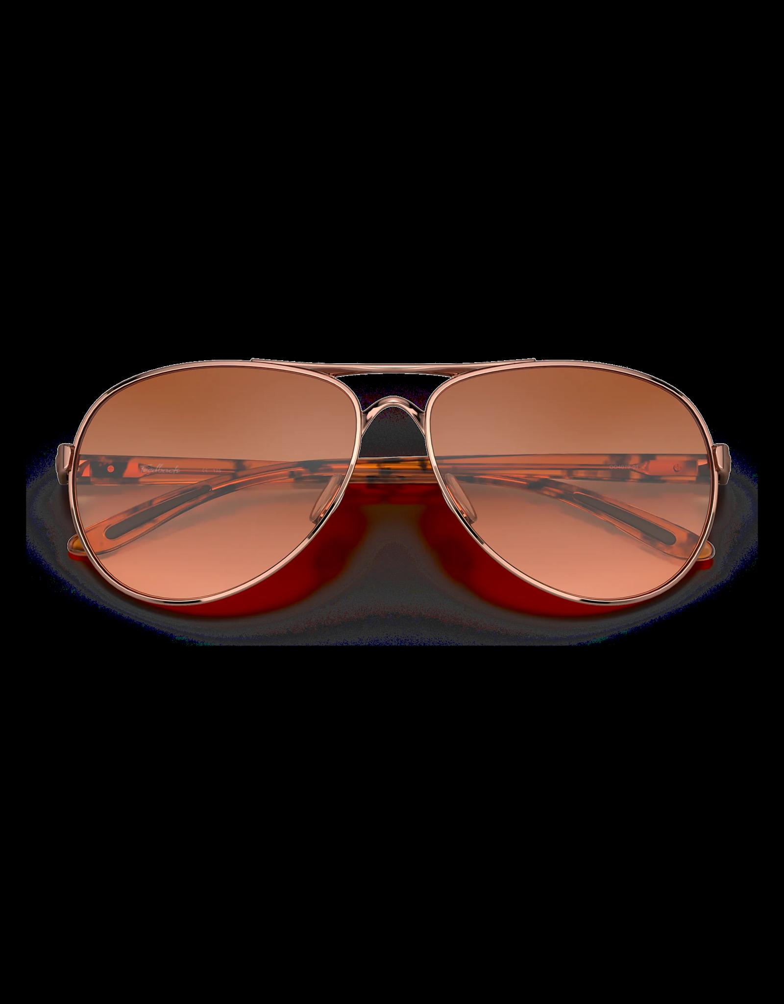 OAKLEY Oakley Feedback rose gold VR50 brown gradient sunglasses