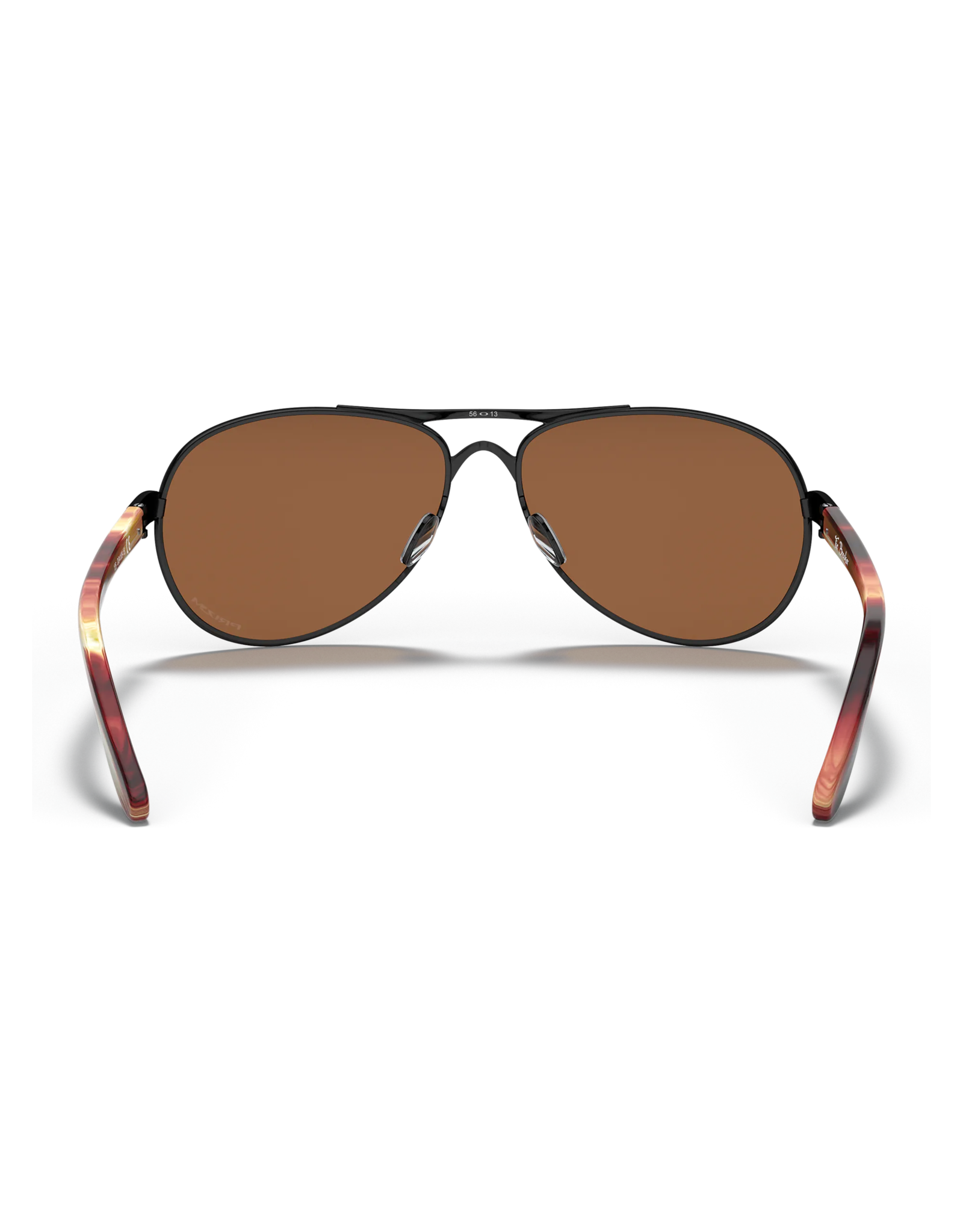 OAKLEY Oakley Tie Breaker polished black prizm tungsten sunglasses