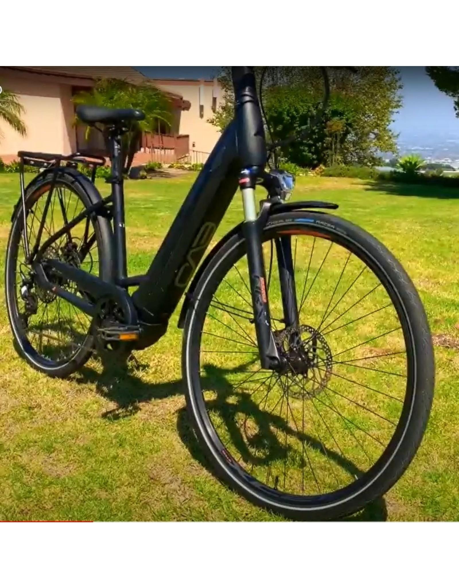 BULLS Bulls Cross Lite Evo Diamond Matt Black vélo électrique