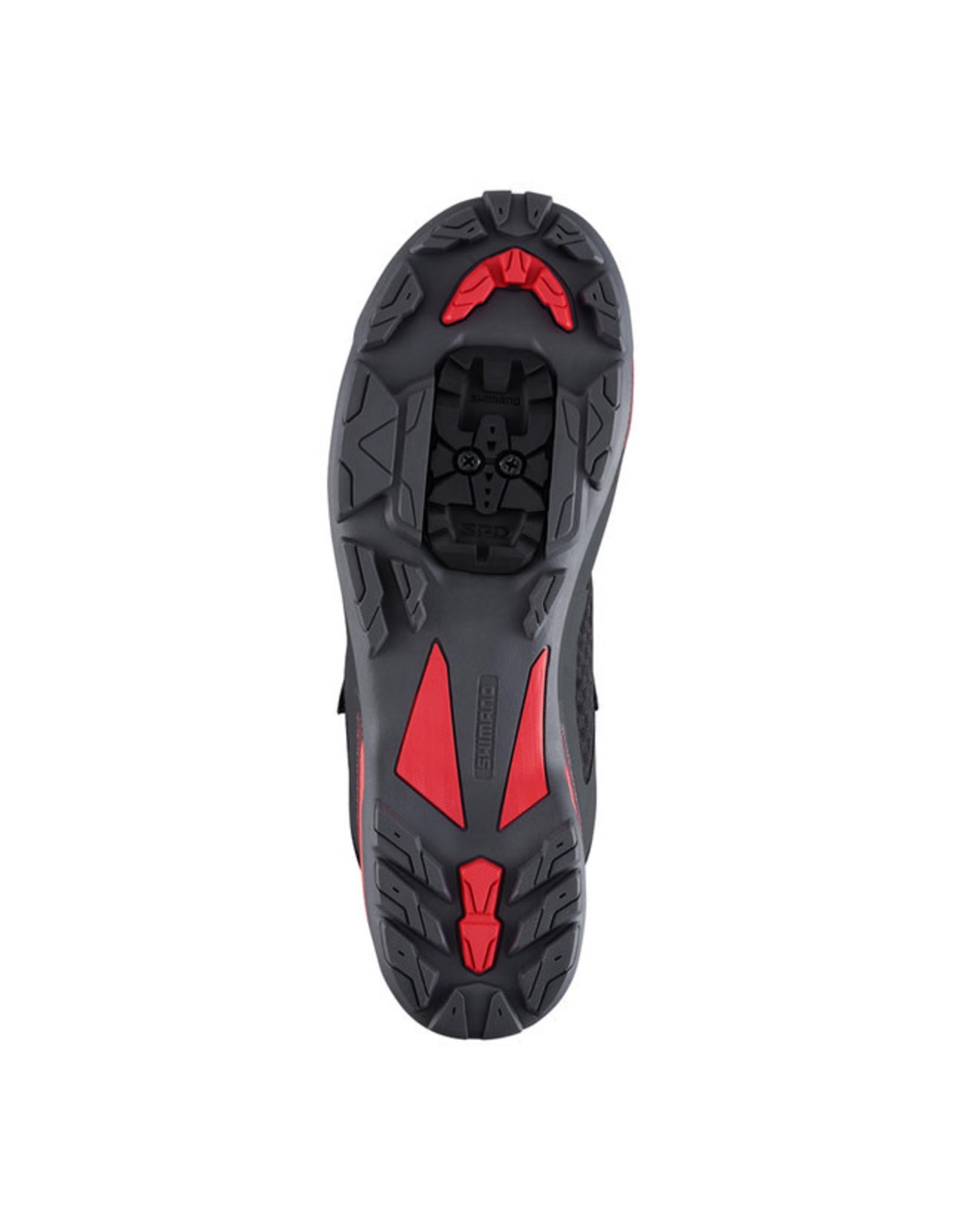 SHIMANO SH-MT501 women cycling shoes black