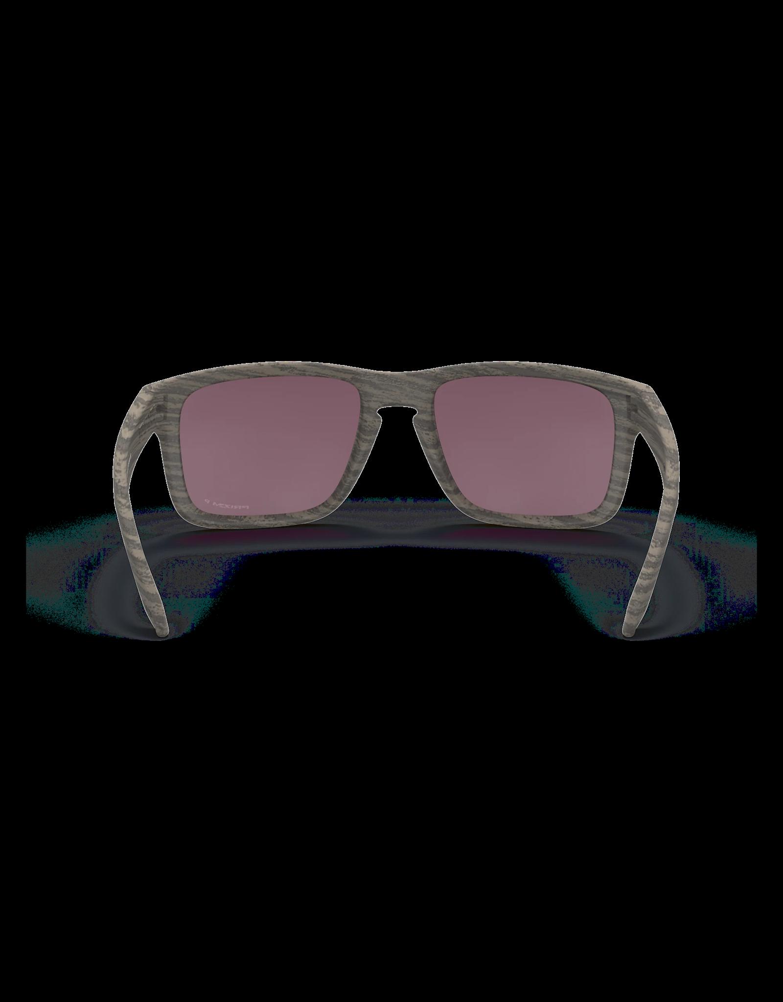 OAKLEY Oakley Holbrook Woodgrain w prizm daily polarized sun glasses