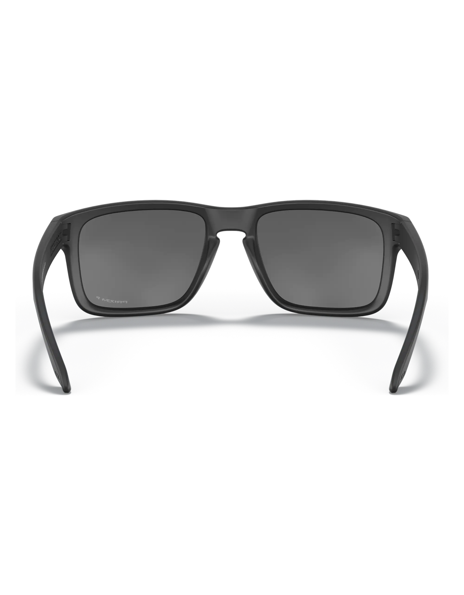 OAKLEY Oakley Holbrook matte black prizm black iridium polarized sun glasses
