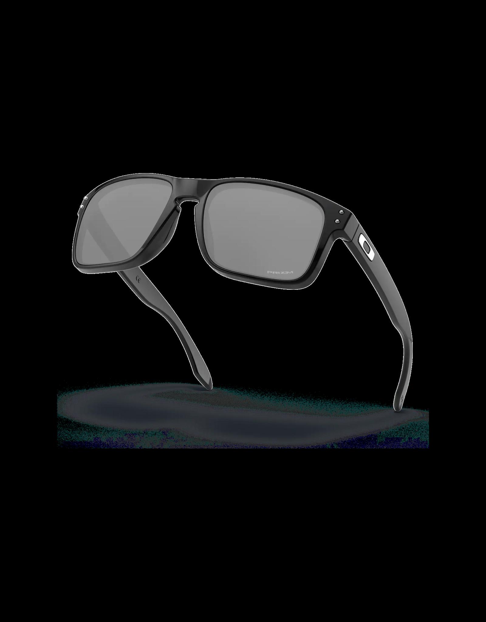 OAKLEY Oakley Holbrook lunette polished black  prizm black iridium