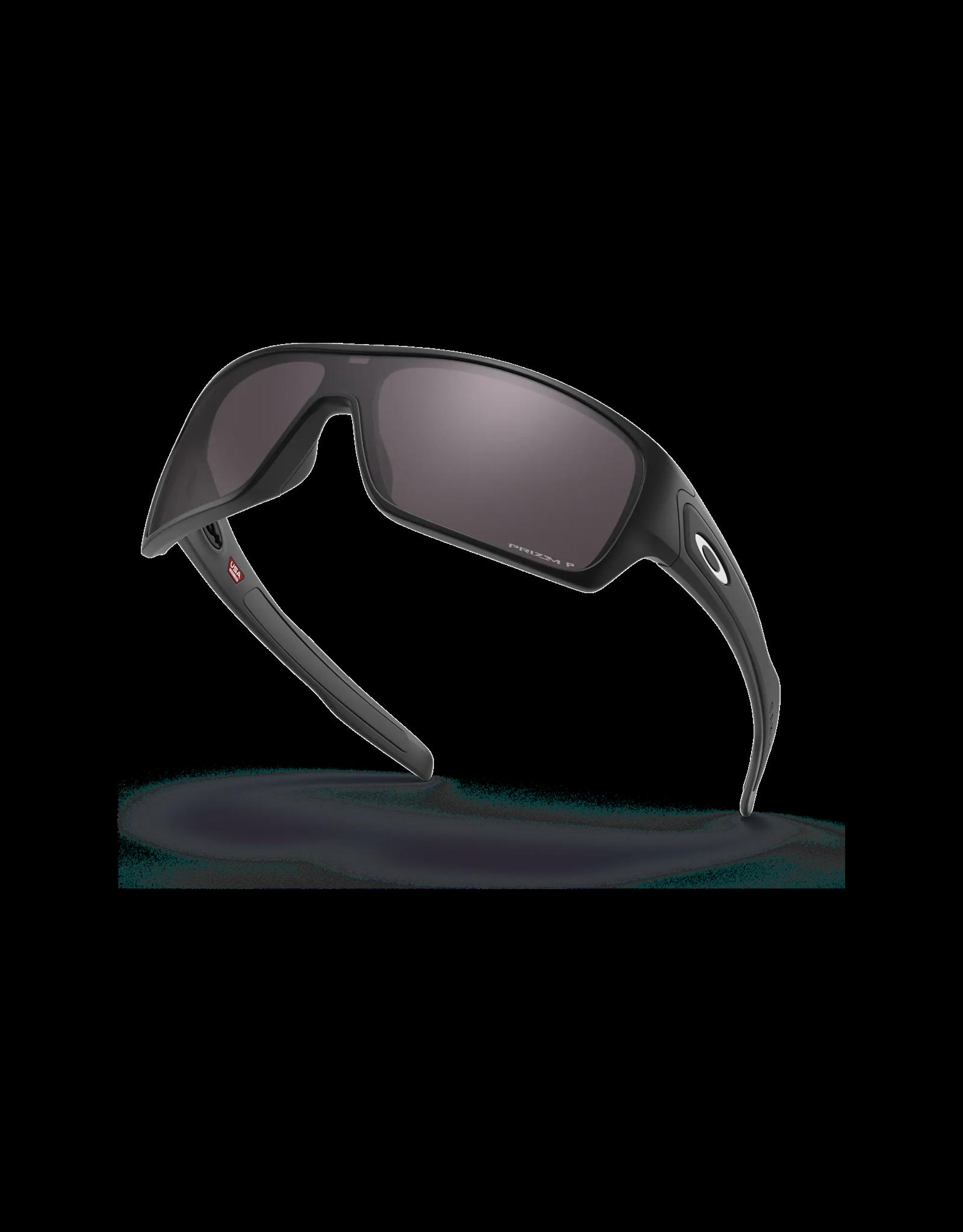 OAKLEY Turbine Rotor Mtt Blk w/ PRIZM Grey Polarised sunglasses