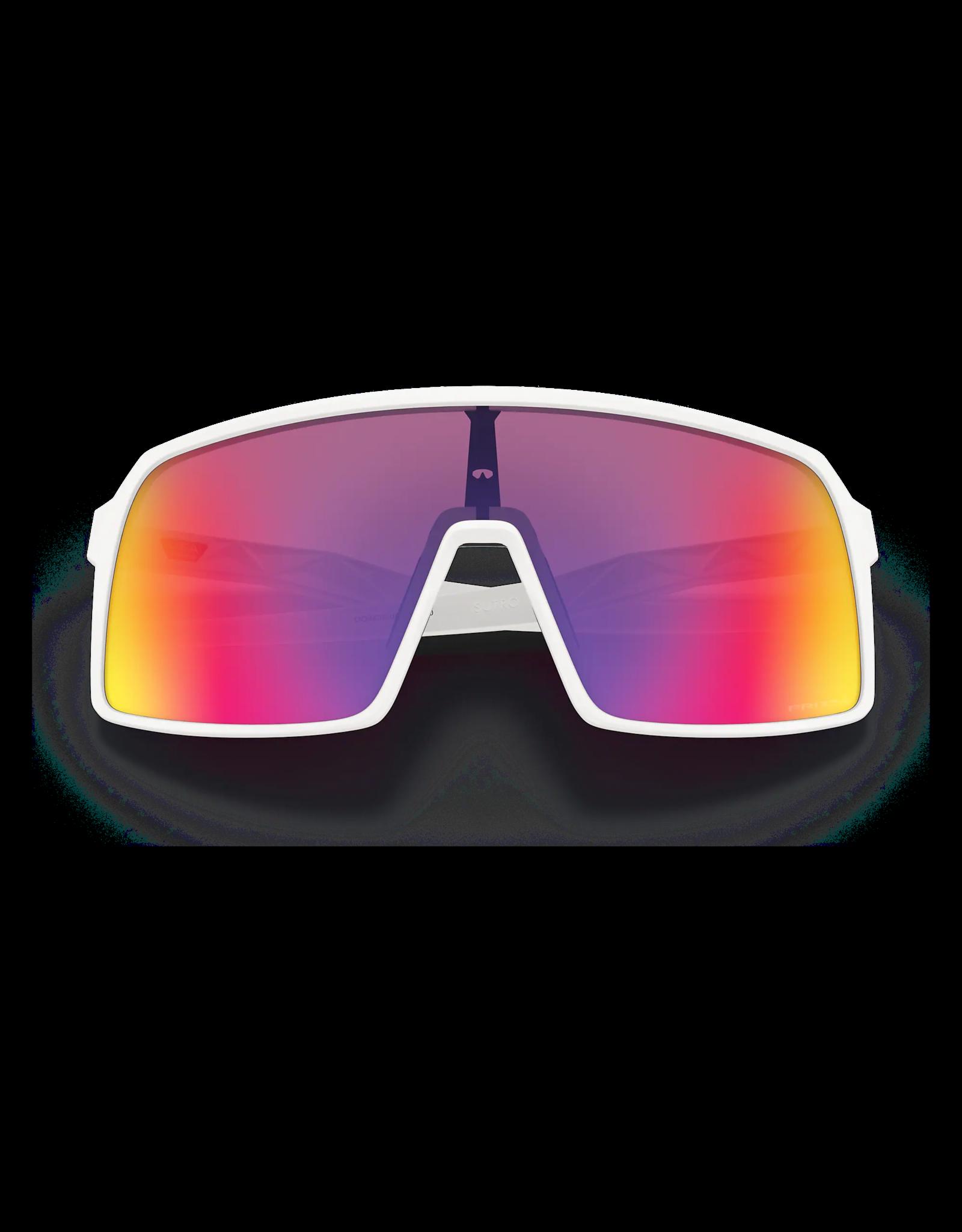 OAKLEY oakley Sutro matte blanc prizm road sunglasses