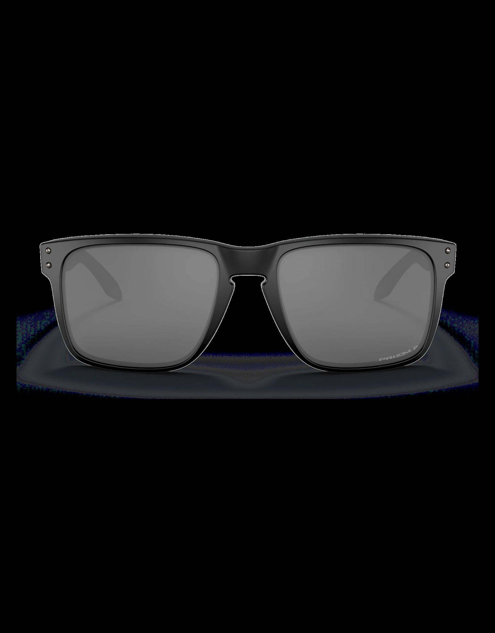 OAKLEY Oakley Holbrook XL matte noir prizm noir polarised sunglasses