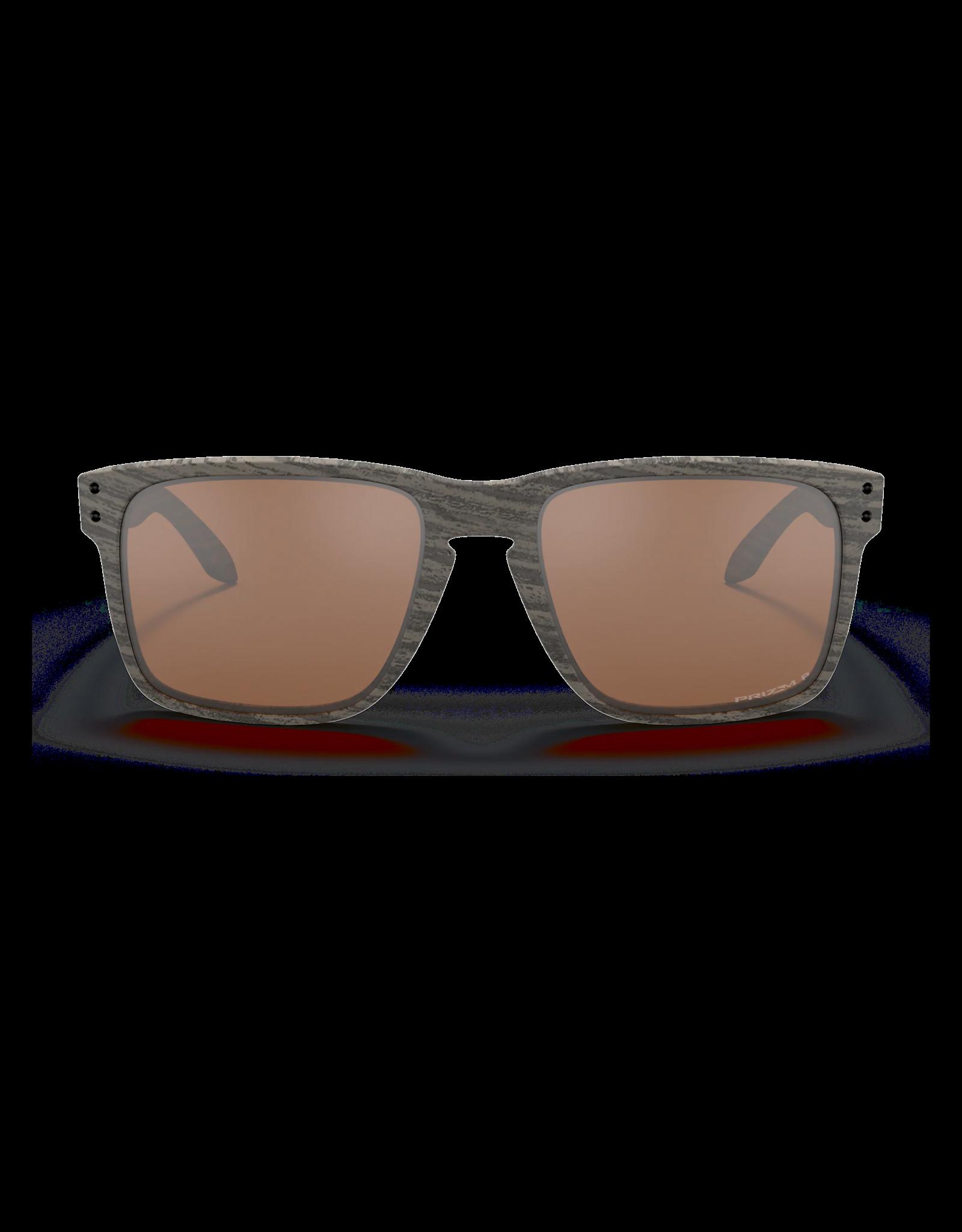 OAKLEY Holbrook XL Woodgrain w/Prizm Tungsten Iridium Polarized sunglasses
