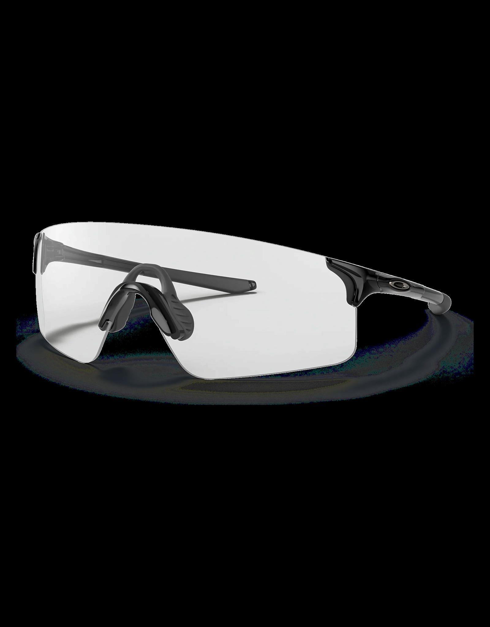 OAKLEY Oakley EVZero Blades lunette polished noir et clair