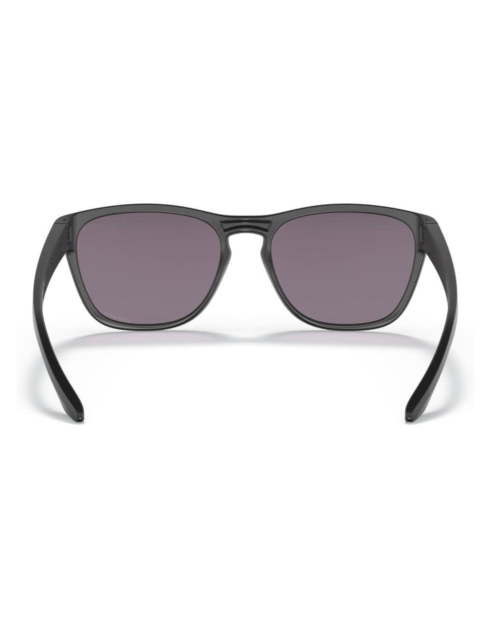 OAKLEY Oakley Manorburn matte black prizm grey sunglasses