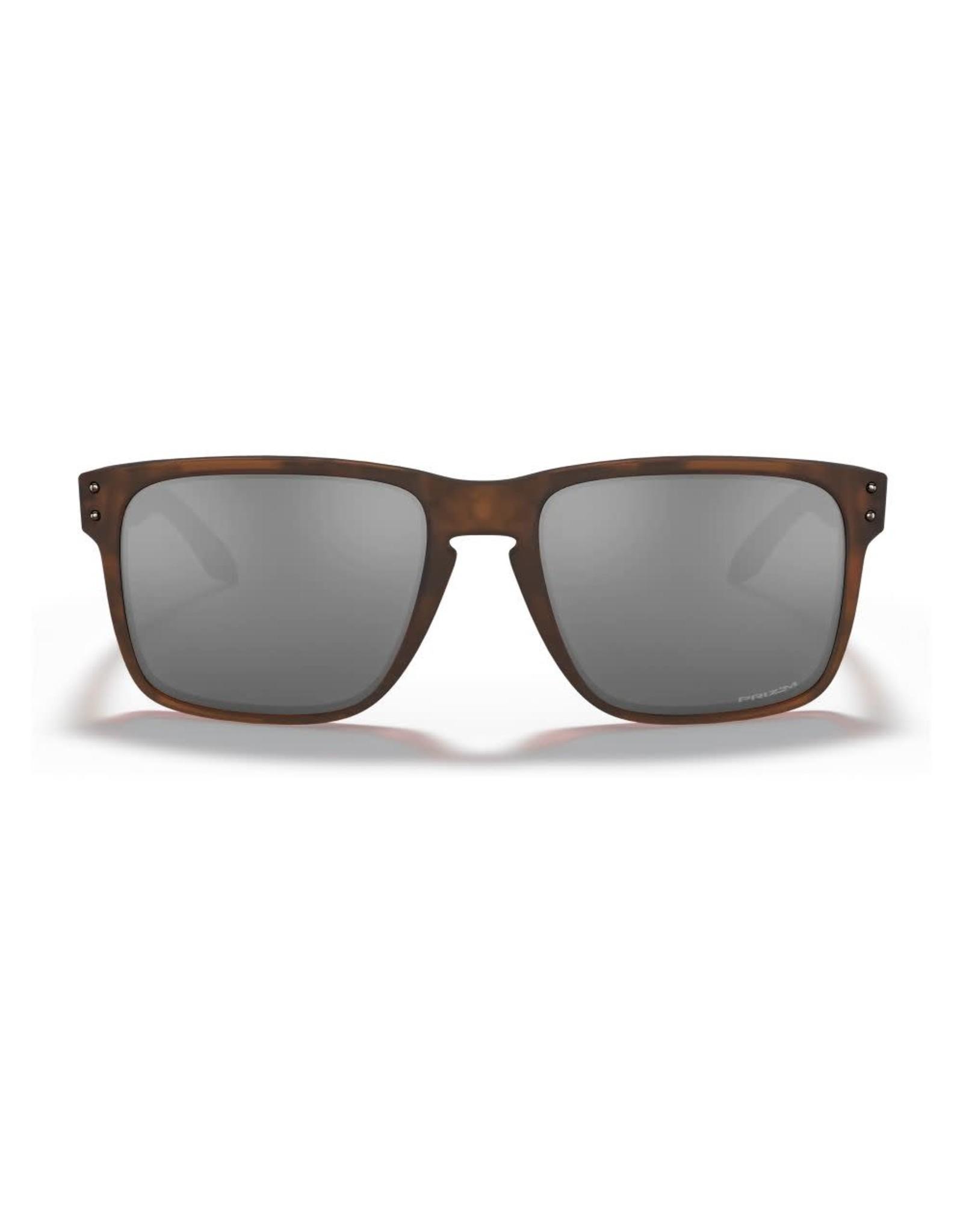 OAKLEY Oakley Holbrook XL Matte Brown Tortoise w/Prizm Black Iridium sunglasses