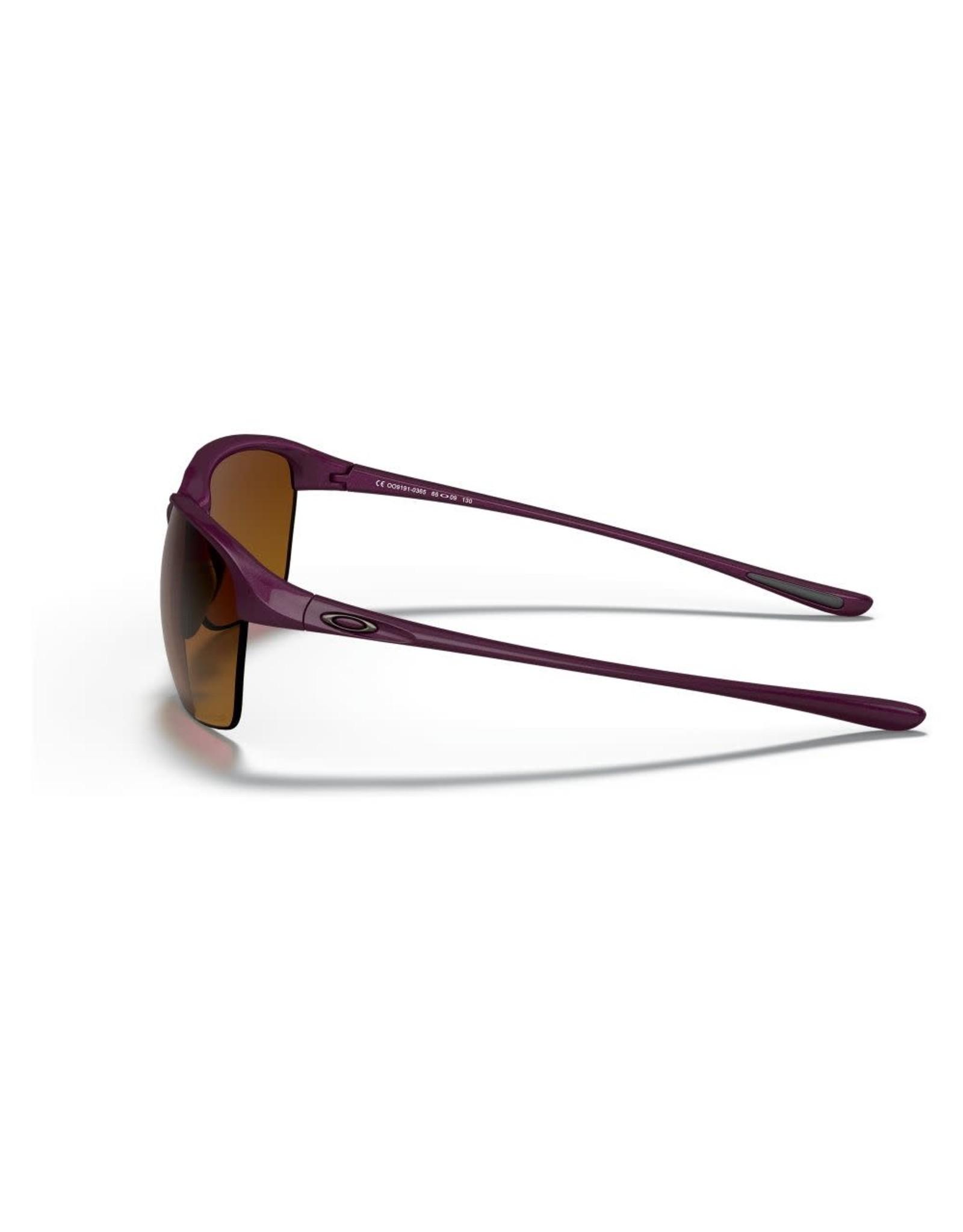 OAKLEY Oakley Unstoppable raspberry spritzer brown gradient polarized sunglasses