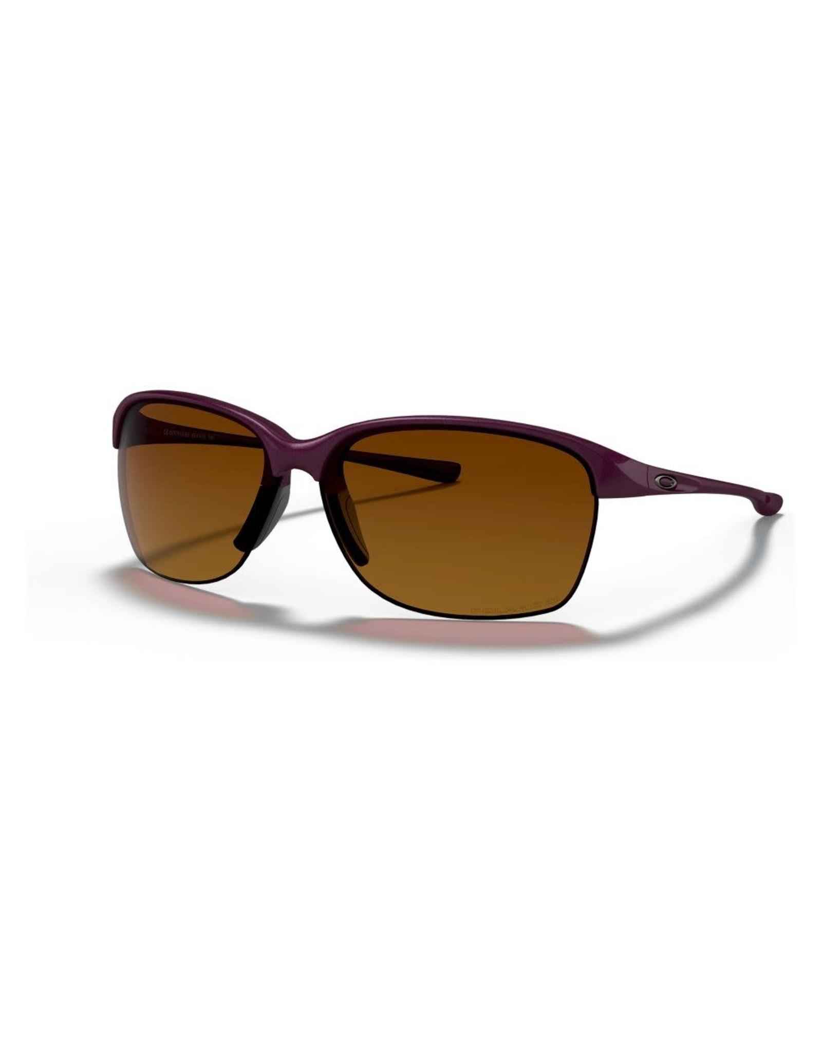 OAKLEY Oakley Unstoppable lunette raspberry spritzer brown gradient polarisée