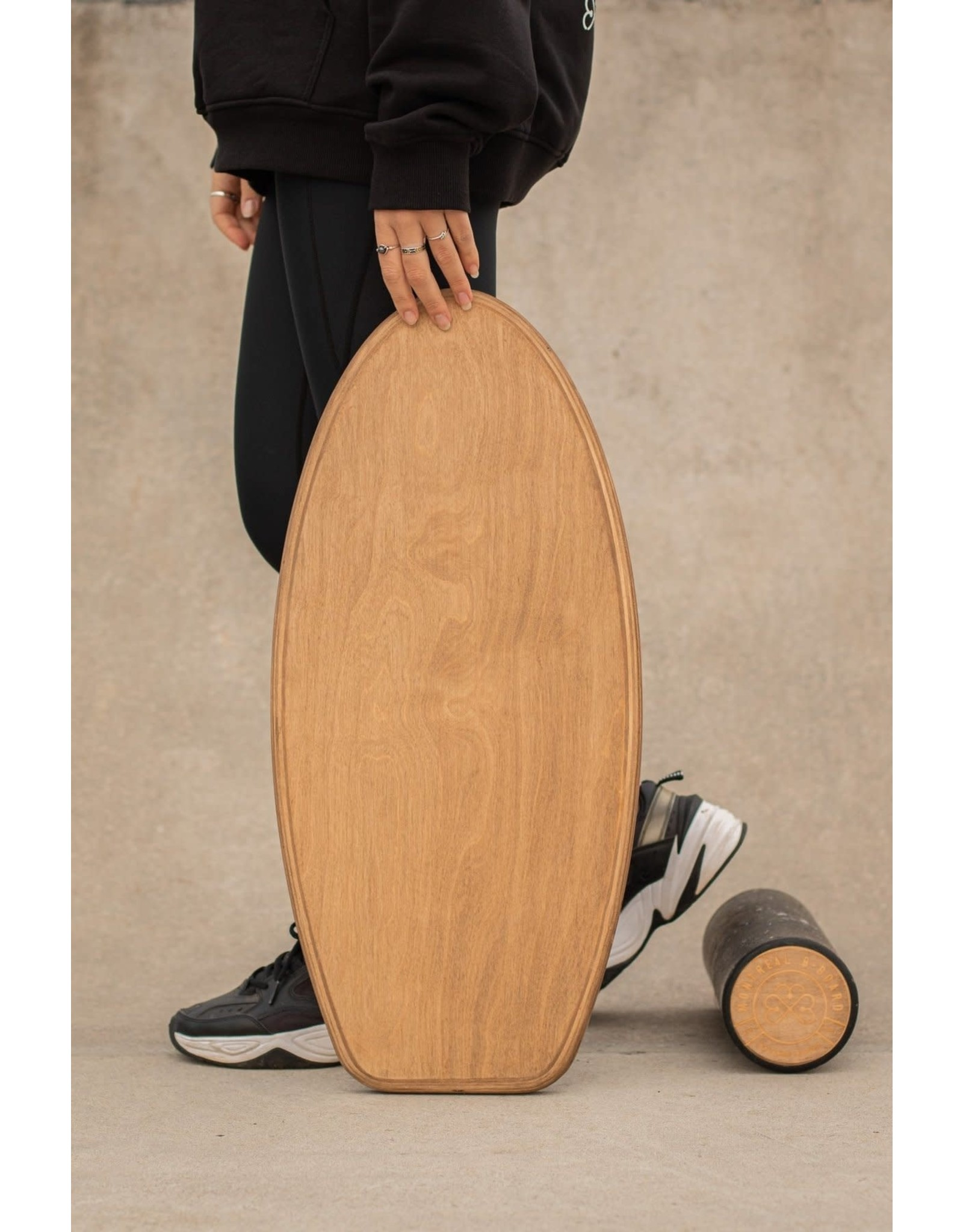 Montreal B-Board Balance board new roll S.U.P. shape