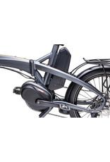 TERN TERN Vektron D8 gun metal grey orange folding bike