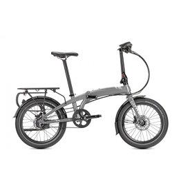 TERN TERN Verge S8I space grey foldable bike with carbon belt drive
