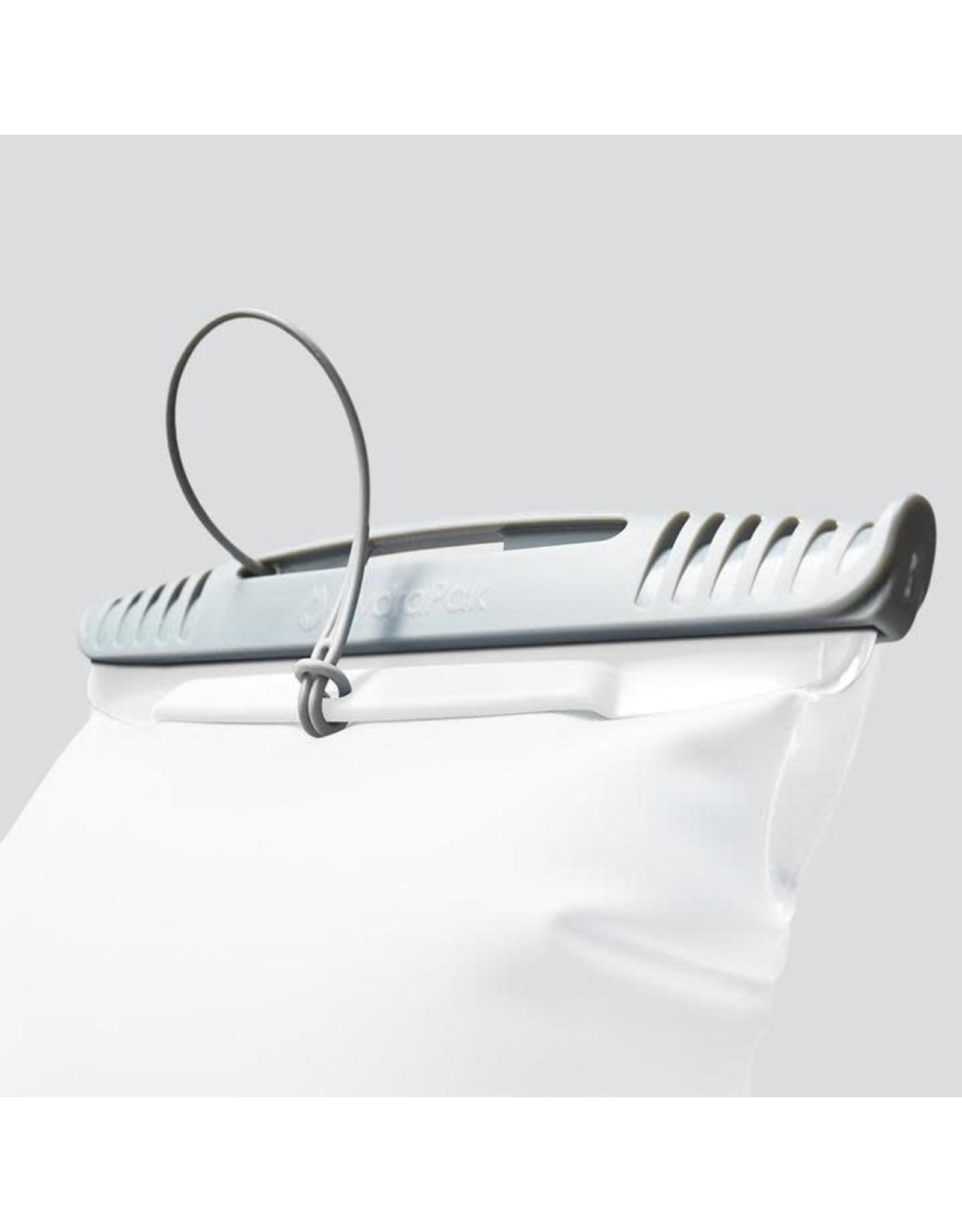 HydraPak HydraPak Shape-shift hydration bag clear 3L-100oz