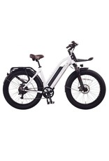 LEON CYCLE ET.Cycle T720 Electric Fat Bike White 46CM