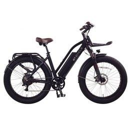 LEON CYCLE ET.Cycle T720 Electric Fat Bike Black 46CM