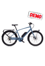 Benno DEMO BENNO E-Scout vélo cargo électrique Alaskan blue